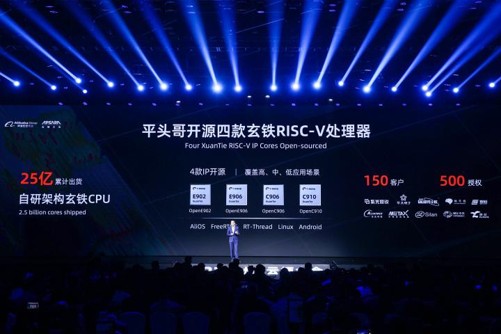 云栖新闻 全球首次系列处理器全栈开源,平头哥推进RISC-V技术走向成熟