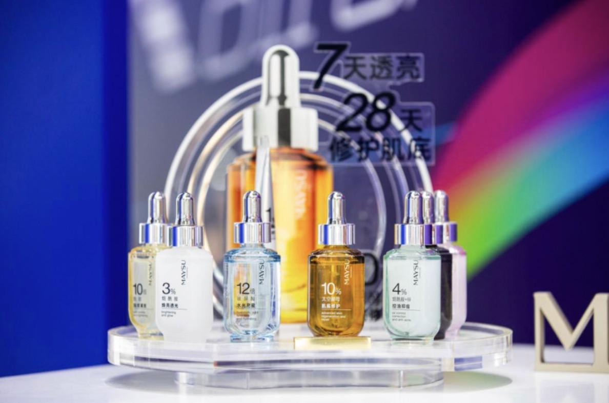 伽蓝集团:用数据驱动增长的美妆行业引领者