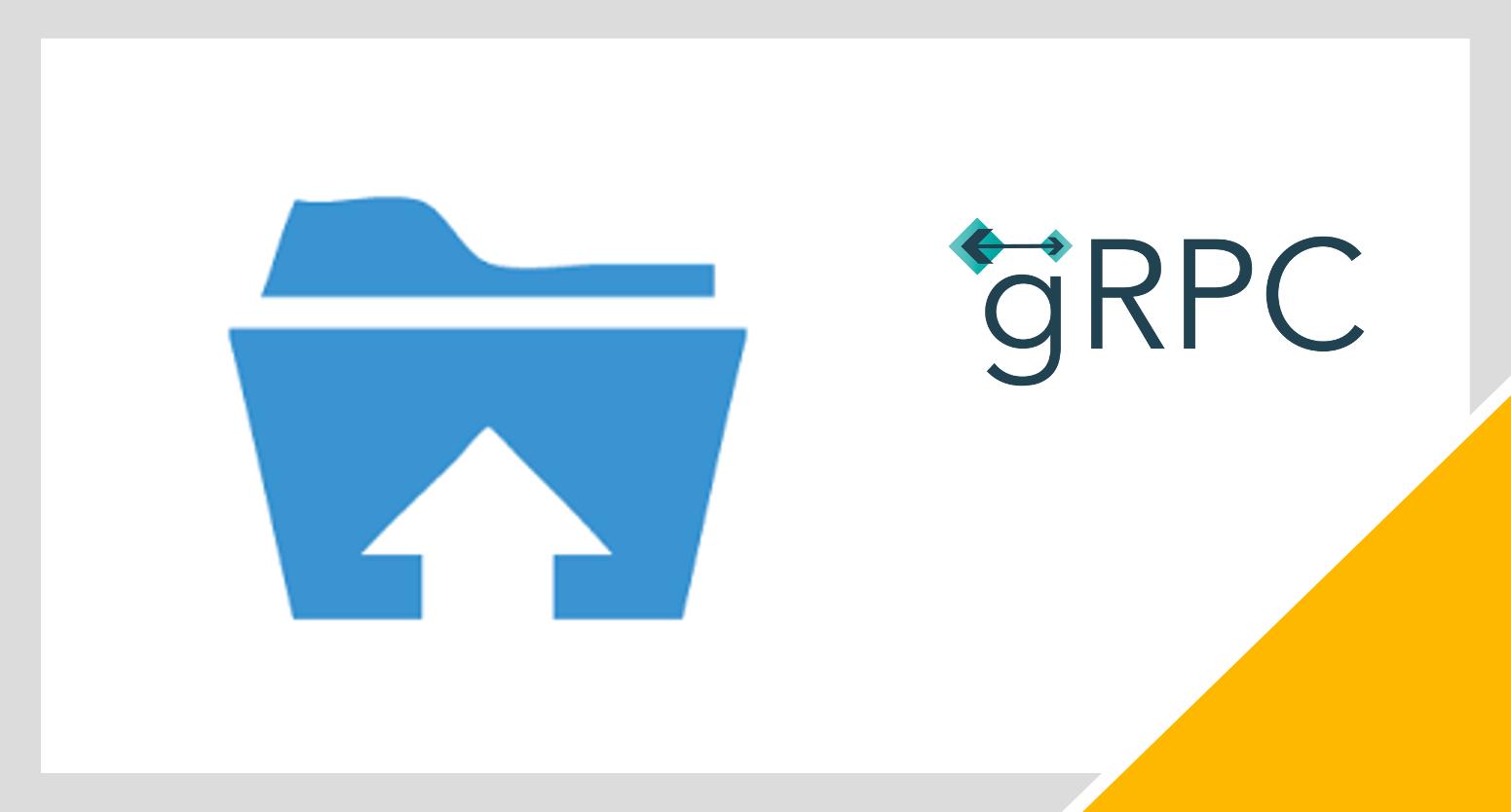 GRPC: 如何实现文件上传 Restful API ?