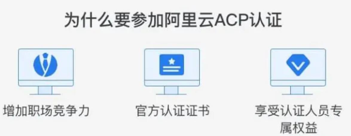 阿里云计算ACP认证经验分享(一)
