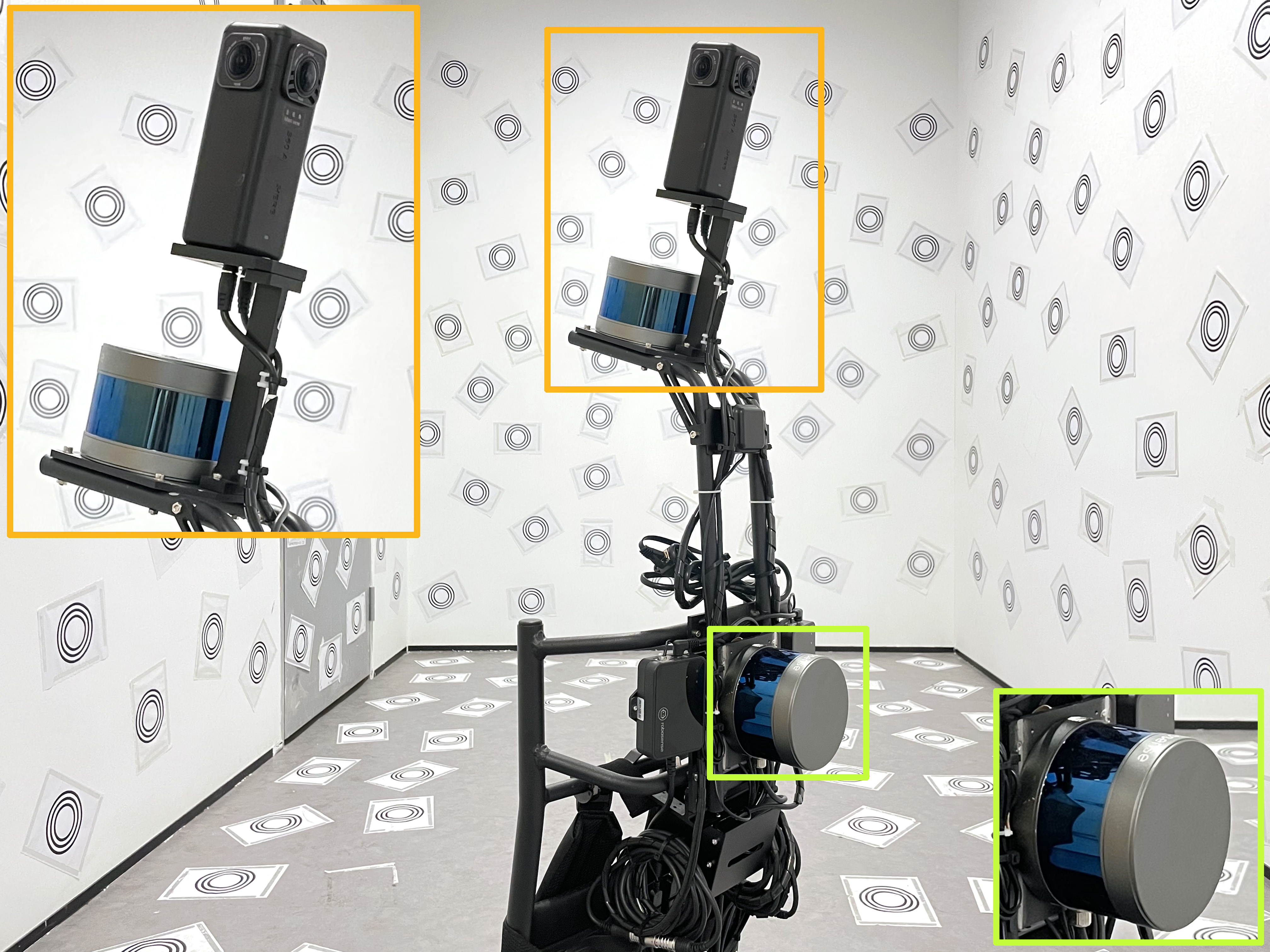 AR/VR硬件的多传感器快速标定方案