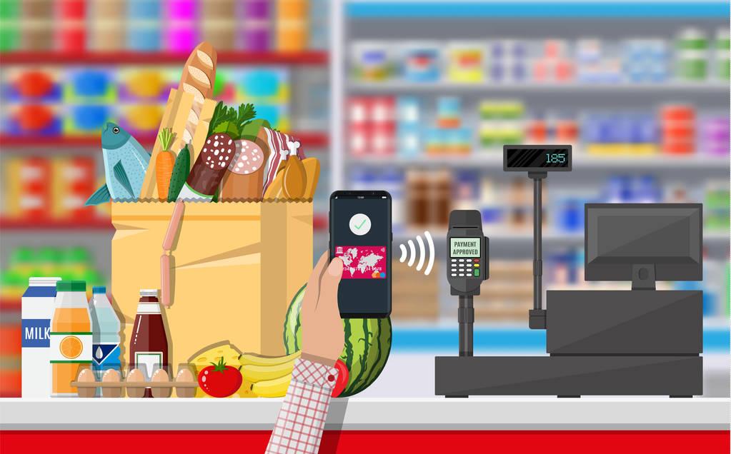 大数据、物联网、机器人和现代技术如何彻底改变零售业