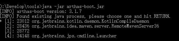 Java 虚拟机诊断利器
